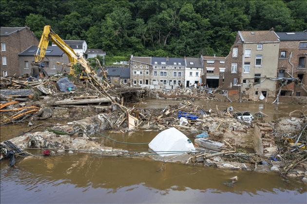 德国洪灾遇难人数升至141人,重灾区尚有超3000人失踪