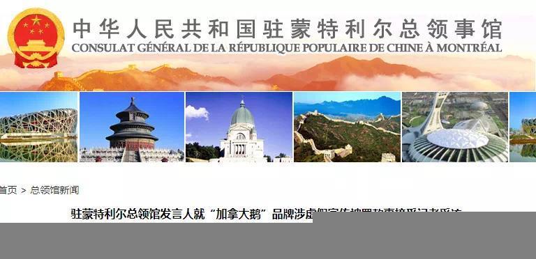 """""""加拿大鹅""""被罚因中国政府针对?中方回应"""
