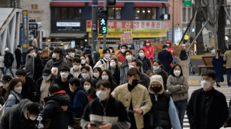 """应对城镇消亡,韩定点支援""""人口减少区"""",每年提供1万亿韩元"""
