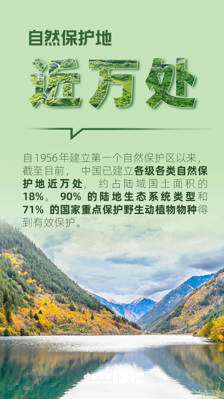 数说| 保护生物多样性 中国这样做