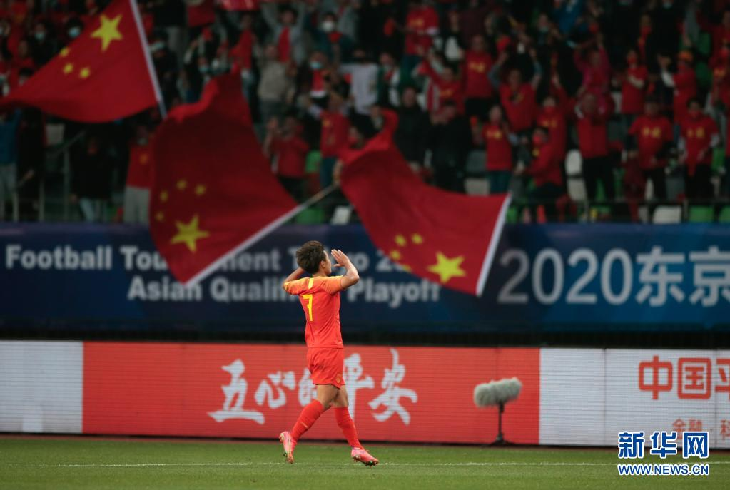 体育时评:摧坚决胜!这才是中国的样子