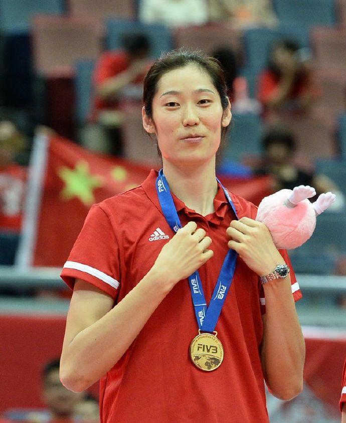 官宣双旗手!朱婷、赵帅担任东京奥运会开幕式中国体育代表团旗手
