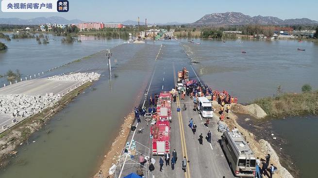 河北通勤班车涉水倾覆事故:3人死亡、11人失联